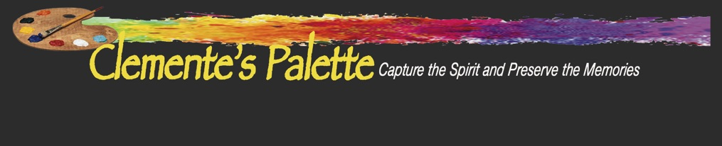 Logo image for Clemente's Palette.